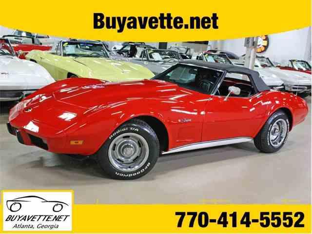 1975 Chevrolet Corvette | 808714