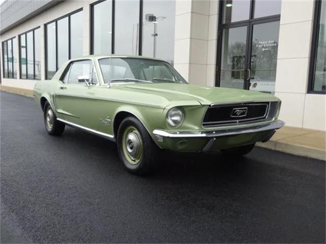 1968 Ford Mustang | 808758
