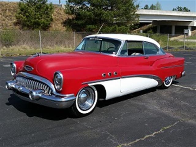 1953 Buick Super Riviera | 808764