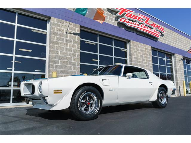 1971 Pontiac Firebird Trans Am | 808767