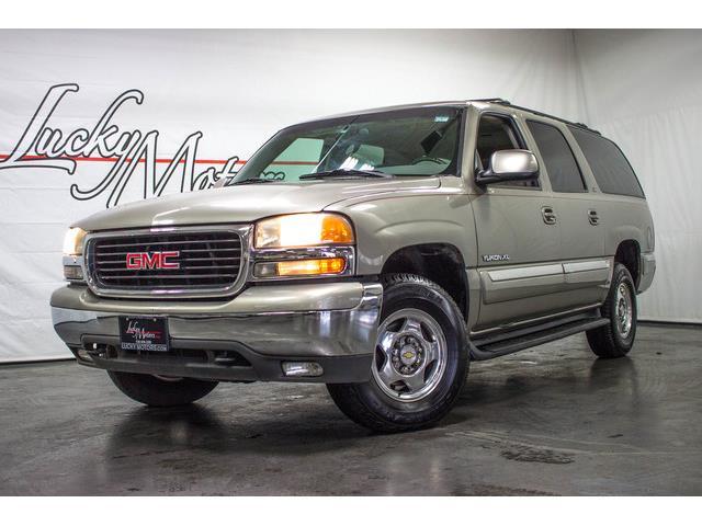 2001 GMC Yukon XL 4WD SLE | 808780