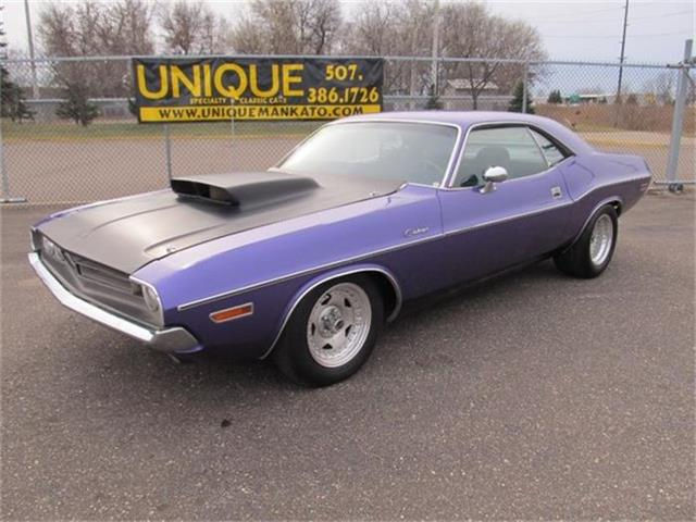 1971 dodge challenger for sale on 24. Black Bedroom Furniture Sets. Home Design Ideas