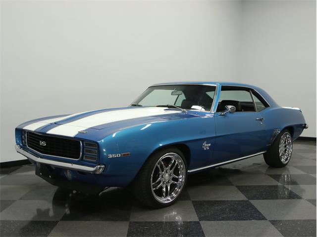 1969 Chevrolet Camaro RS Pro Touring | 808822