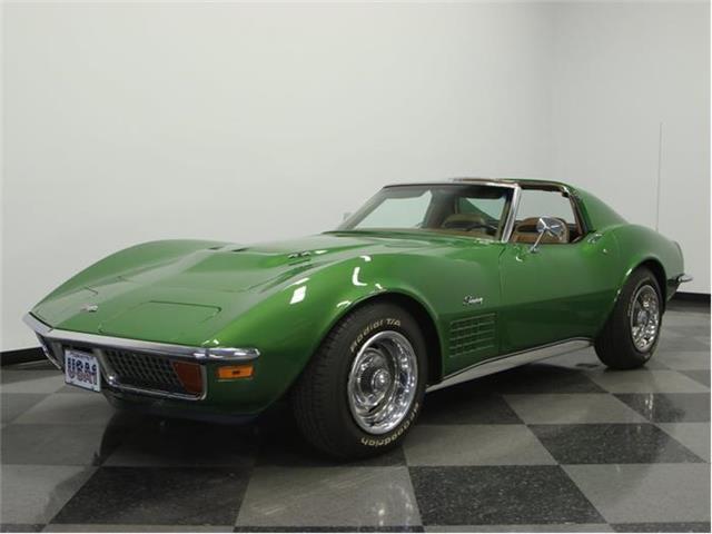 1972 Chevrolet Corvette | 808823