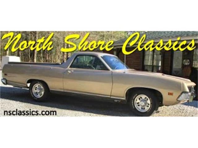 1971 Ford Ranchero | 808833