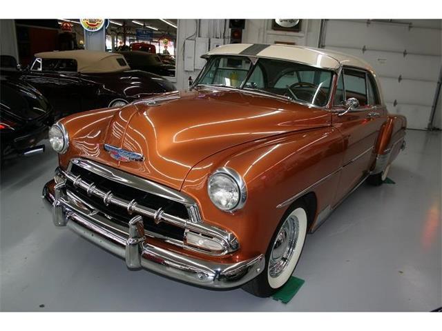 1952 Chevrolet Deluxe | 809197