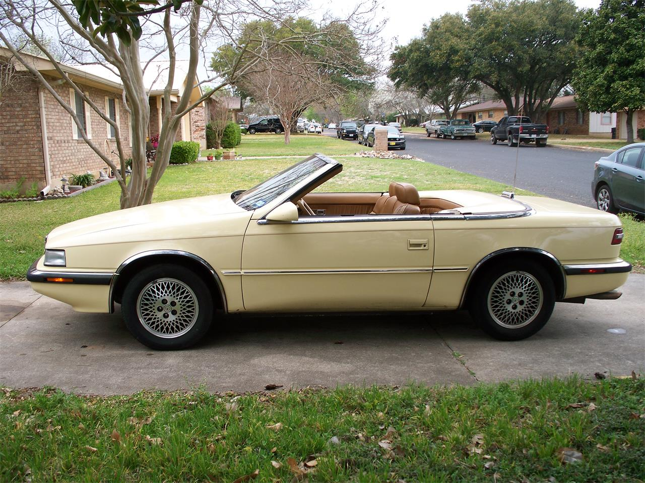 1989 Chrysler Tc By Maserati For Sale Classiccars Com
