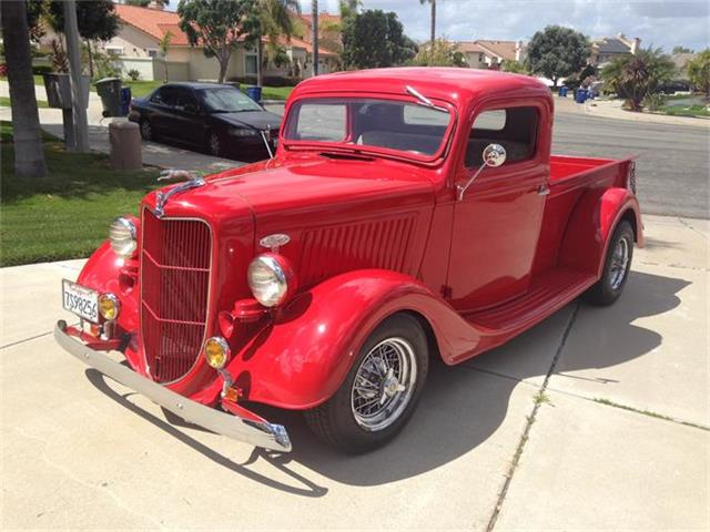 1936 Ford pick-up | 809244