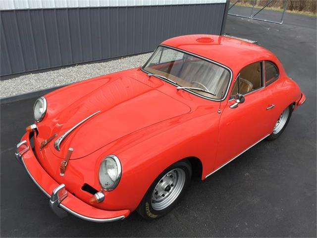 1961 Porsche 356B | 809247