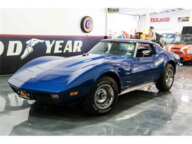 1973 Chevrolet Corvette | 809269