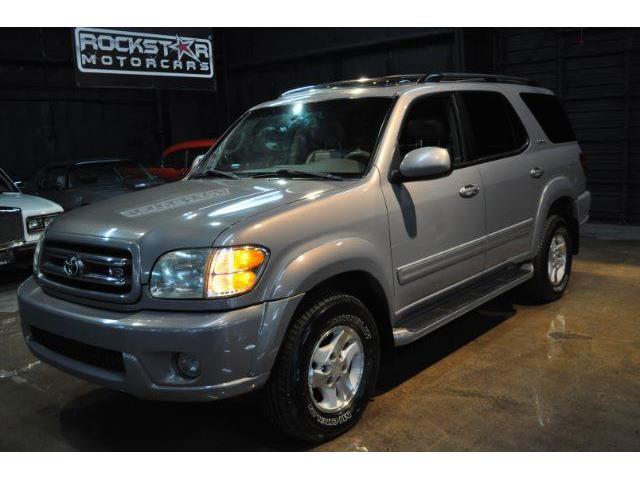 2002 Toyota Sequoia | 809275