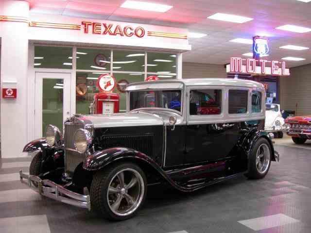 1929 HUpmobile sedan | 809330