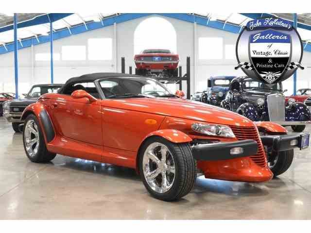 2001 Plymouth Prowler | 809334