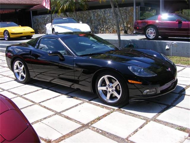 2005 Chevrolet Corvette | 809372