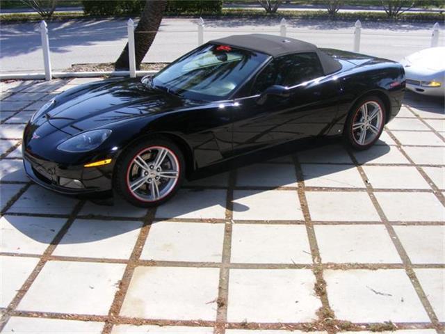 2008 Chevrolet Corvette | 809373