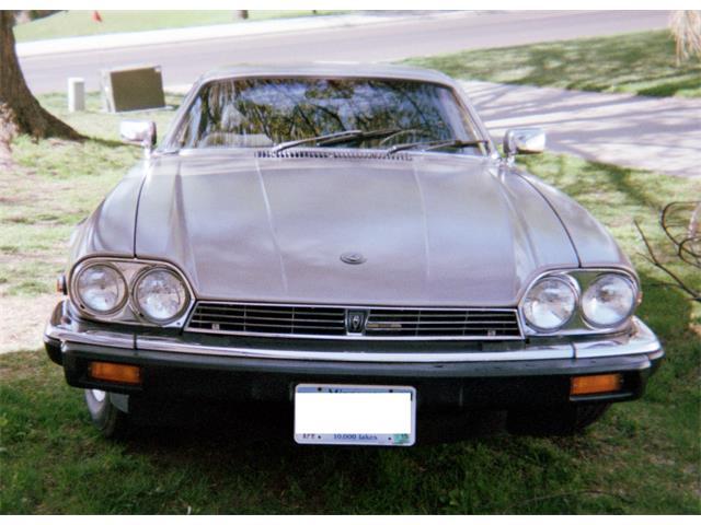 1986 Jaguar XJS | 809476