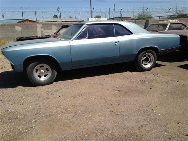 1966 Chevrolet Chevelle | 809480