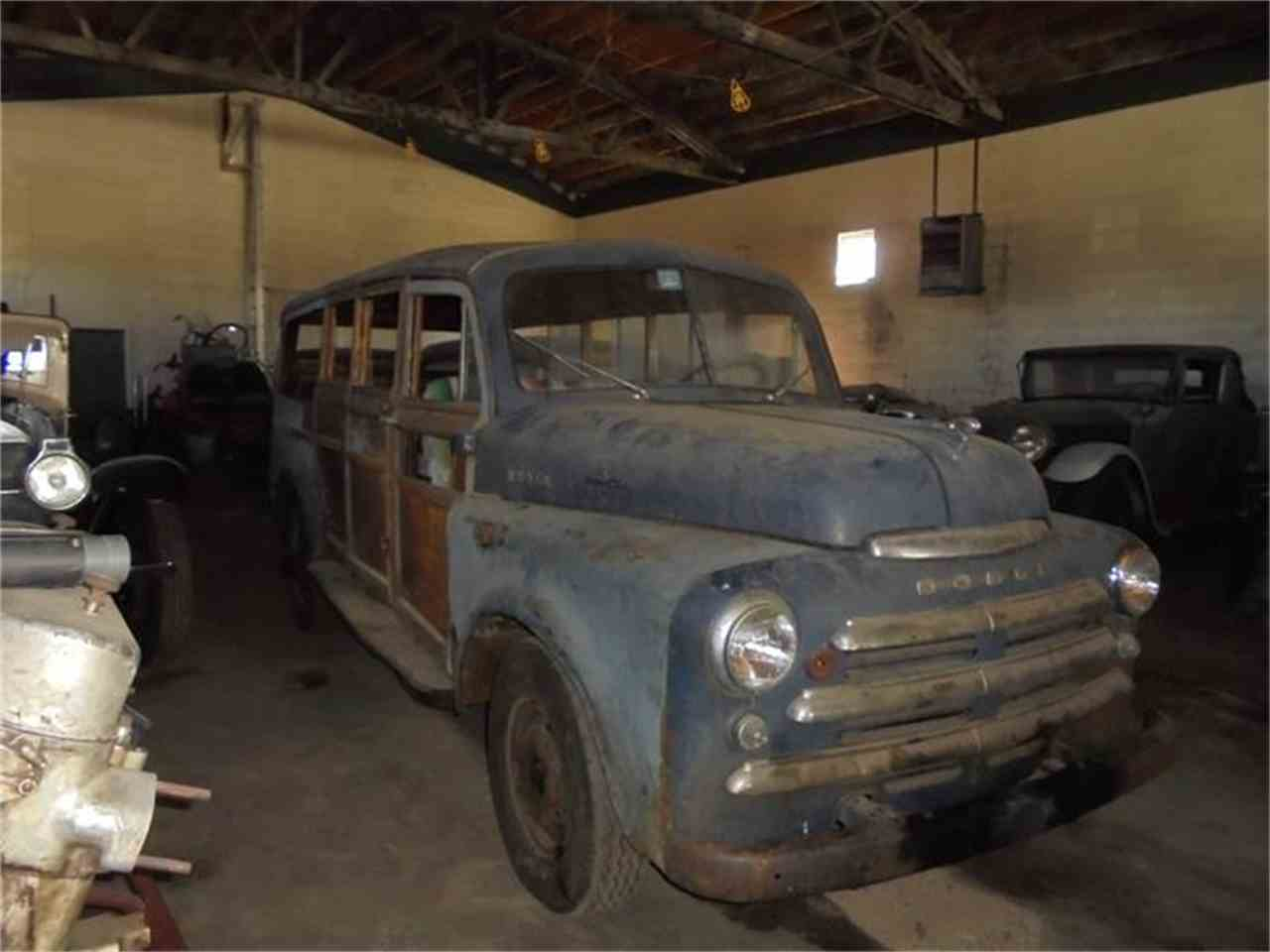 1948 Dodge Woody - CC-809485