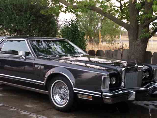1977 Lincoln Continental Mark V | 809489