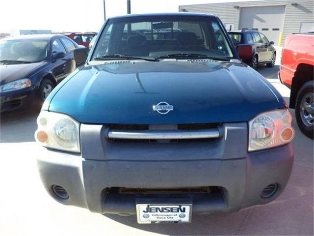 2001 Nissan Frontier   809507