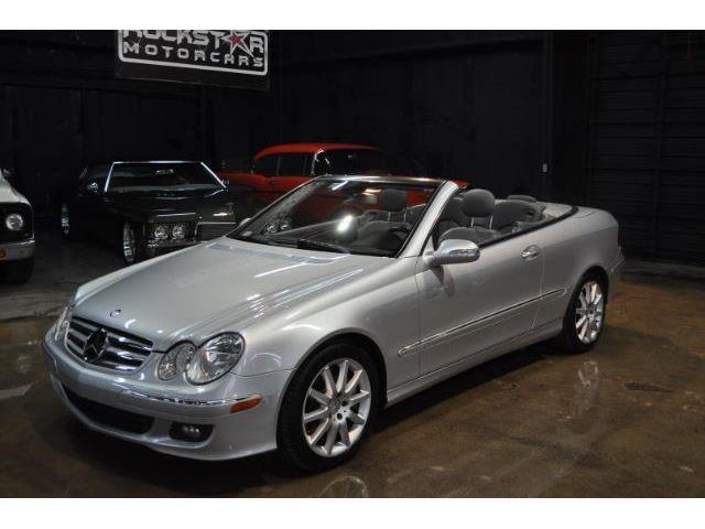 2007 Mercedes-Benz CLK-Class | 809511