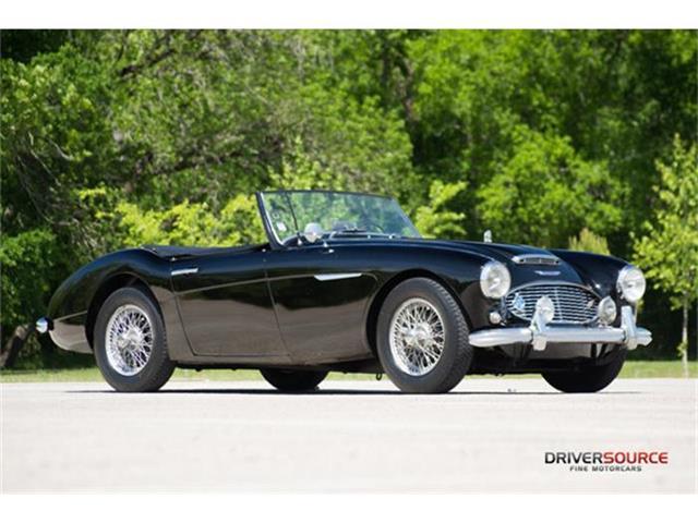 1957 Austin-Healey 100-6 | 809525