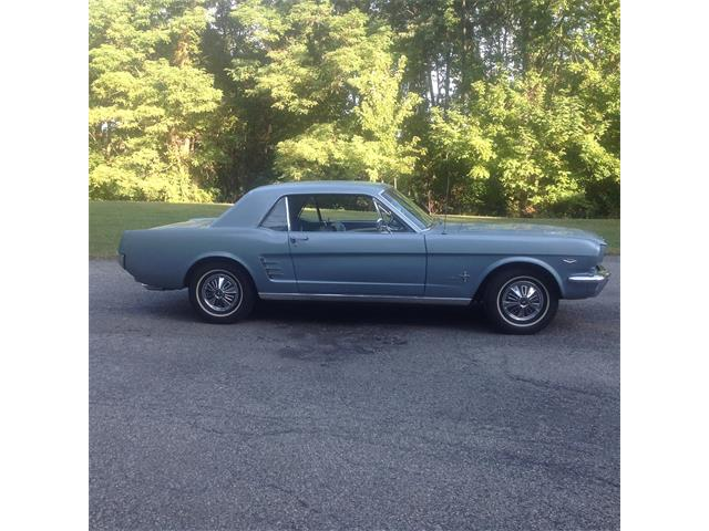 1966 Ford Mustang | 809533