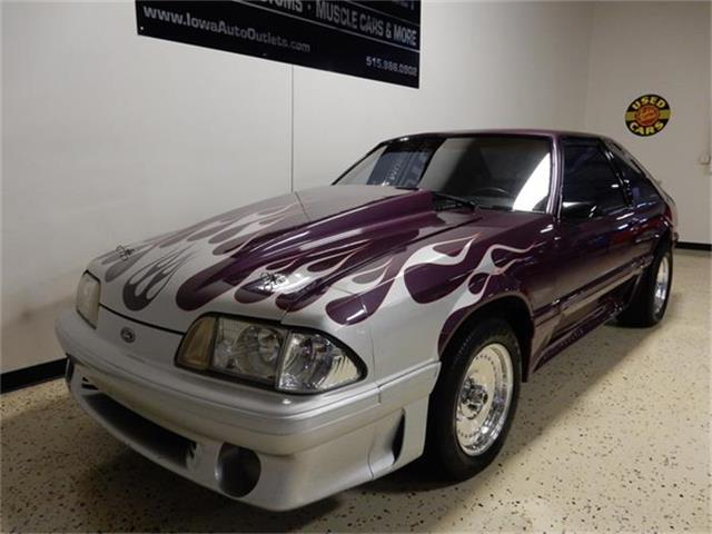 1989 Ford Mustang GT | 809536