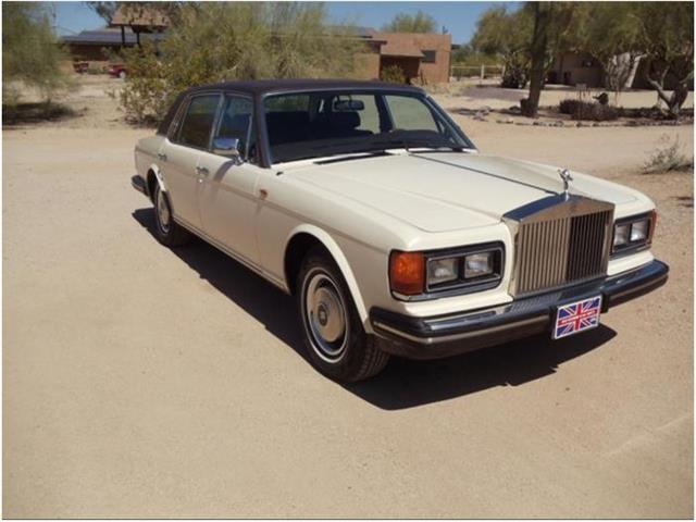 1982 Rolls-Royce Silver Spur | 809579