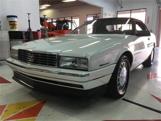 1993 Cadillac Allante | 809584