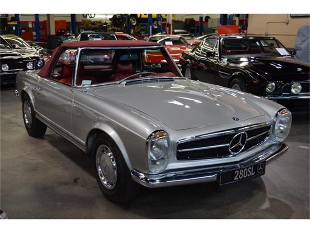 1969 Mercedes-Benz 280SL   809585