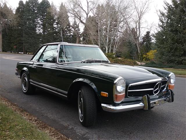 1971 Mercedes-Benz 280SL | 809694