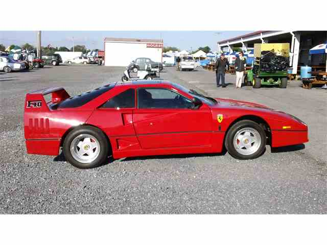 1986 Ferrari F40 | 809741