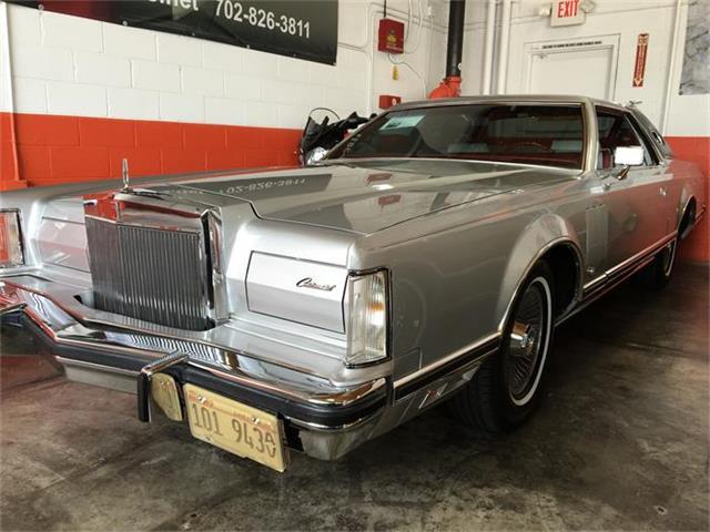 1978 Lincoln Mark V | 809760