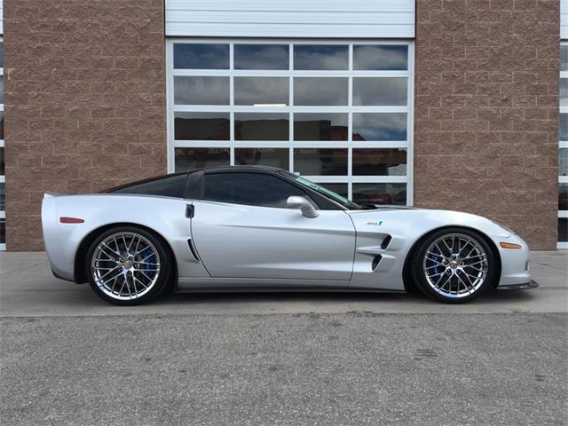 2010 Chevrolet Corvette ZR1 | 809764