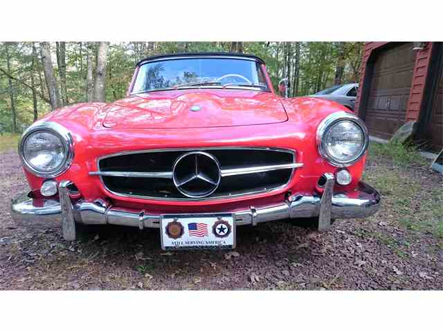 1962 Mercedes-Benz 190SL | 809767