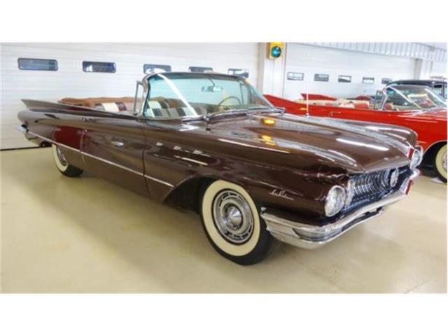 1960 Buick LaSabre Convertible | 809787