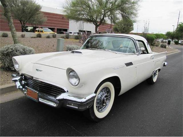 1957 Ford Thunderbird | 809796