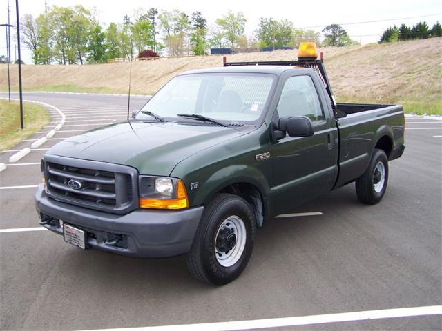2000 Ford F250sd XL 5.4l V8 | 809820