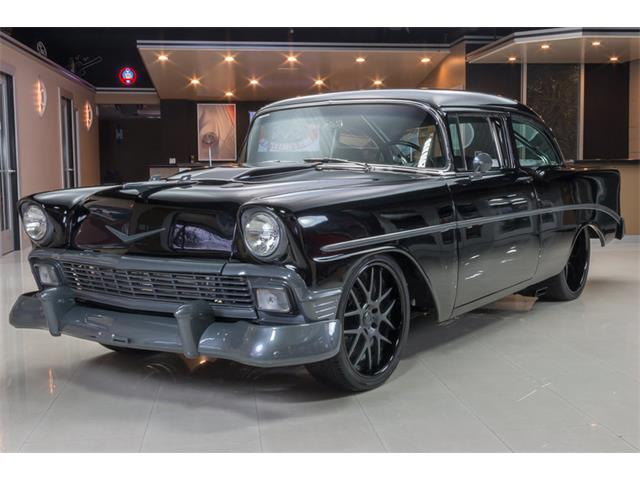 1956 Chevrolet 150 Bel Air Pro Touring Twin Turbo | 809840
