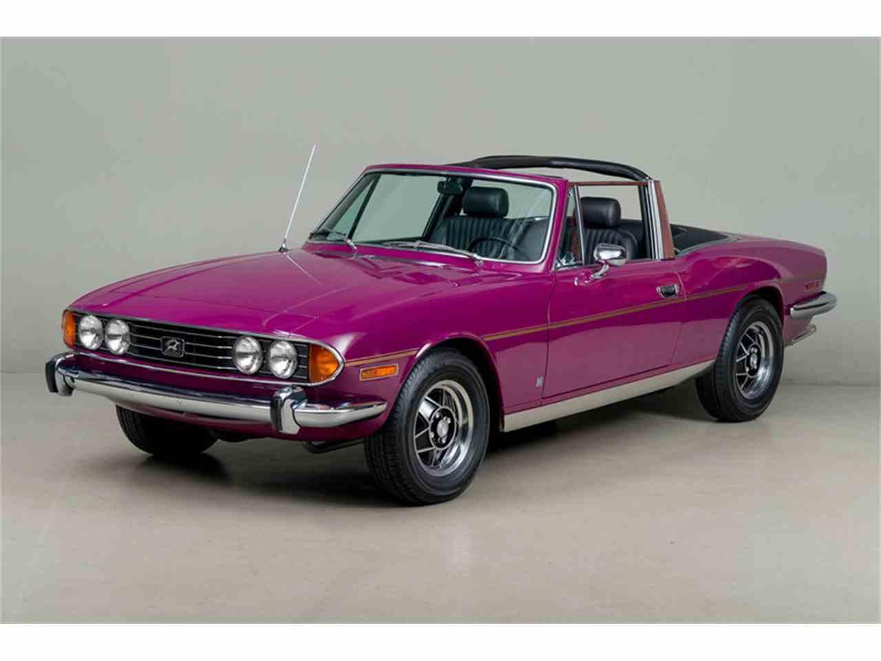 1973 Triumph Stag Mk2 for Sale - CC-809843