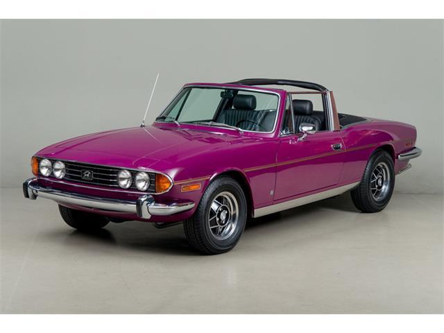 1973 Triumph Stag | 809843