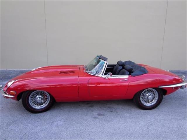 1969 Jaguar XKE | 809844