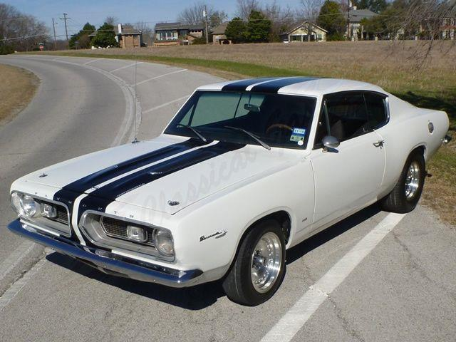 1967 Plymouth Barracuda | 809860