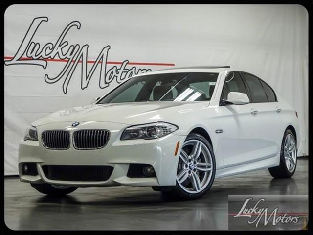 2013 BMW 5 Series   809869