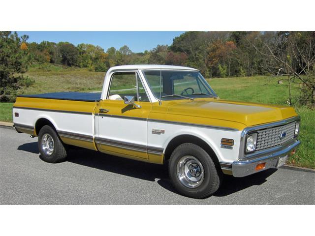 1972 Chevrolet C/K 10 | 809894