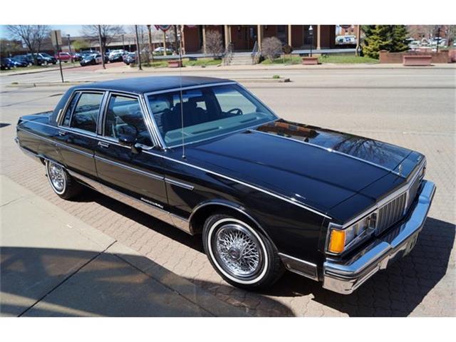 1985 Pontiac Parisienne | 809912