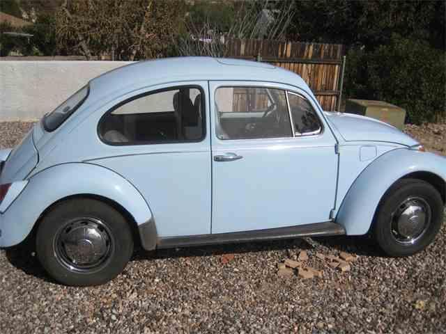 1969 Volkswagen Beetle | 811097