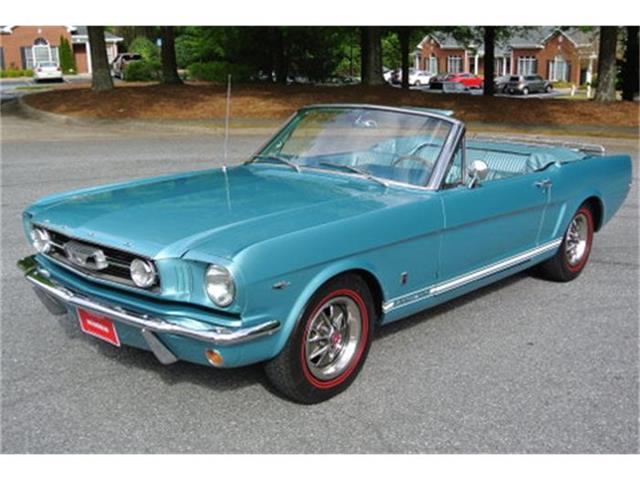 1966 Ford Mustang GT | 811103