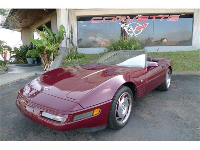 1993 Chevrolet Corvette | 811108